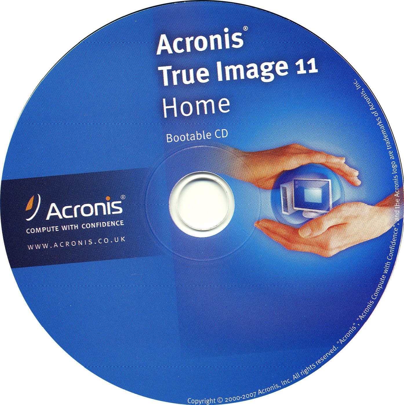 Acronis true image 11 build 8053 full