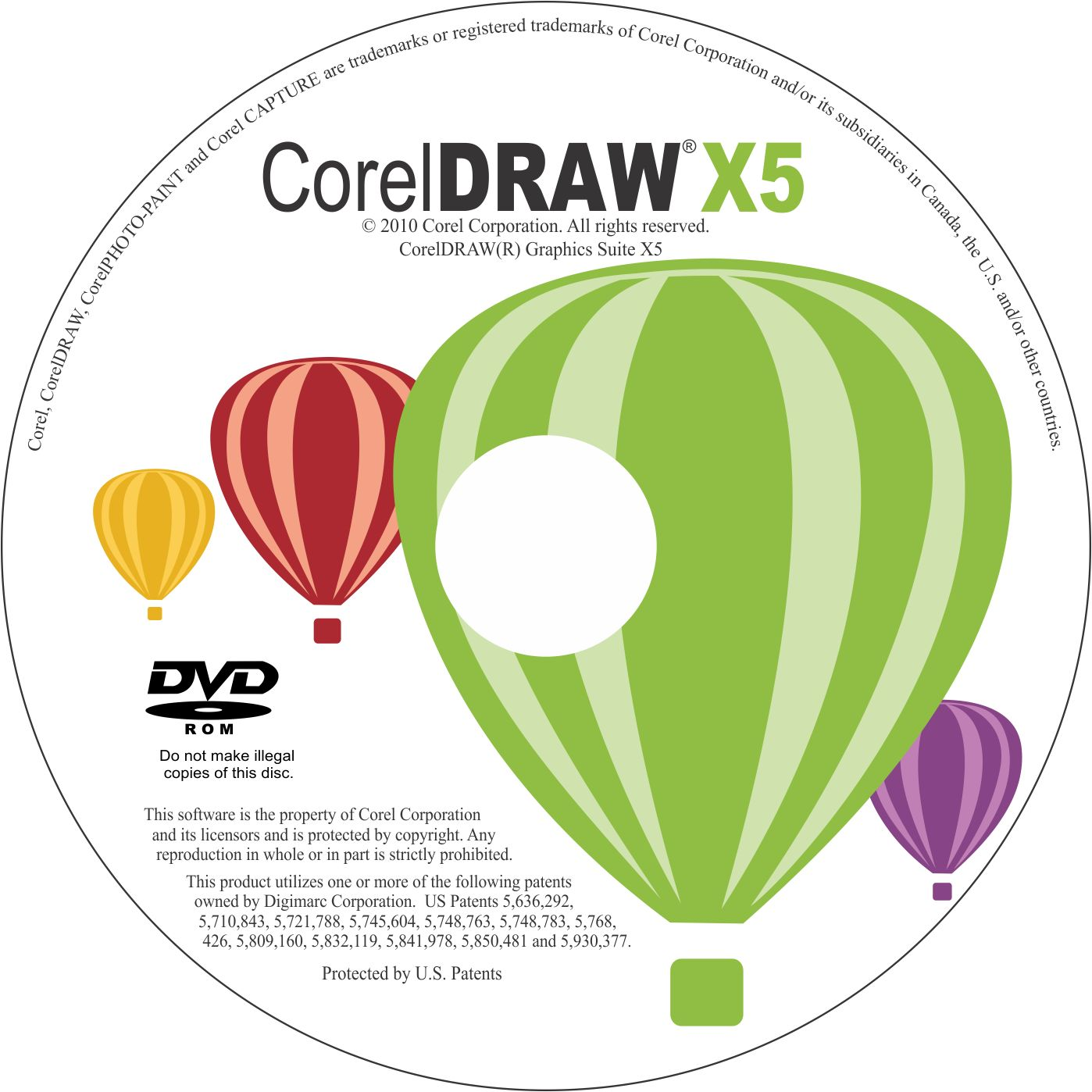 программа coreldraw graphics suite x5 онлайн