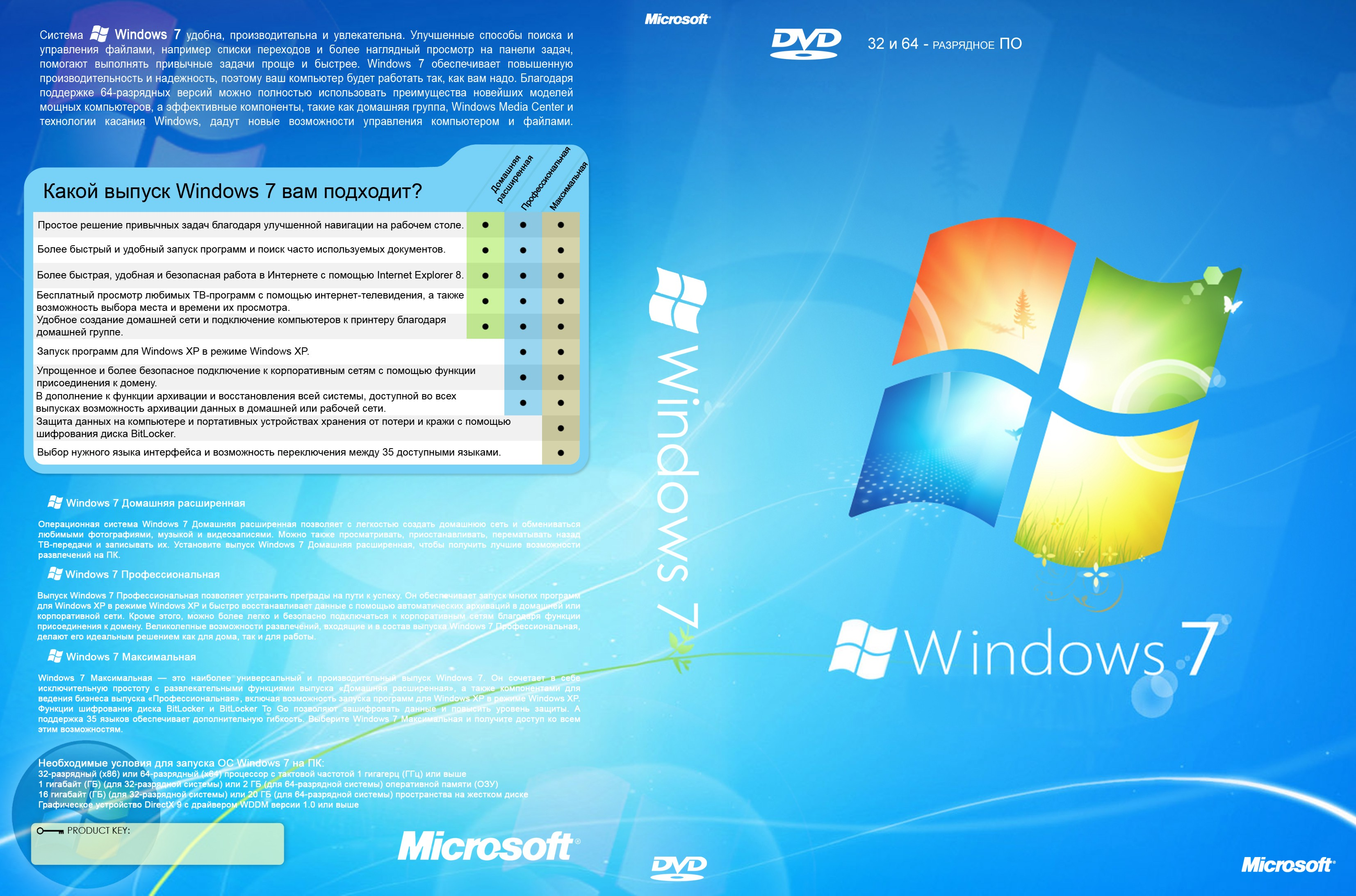windows 7 ������� ��������� x64 2013 ��������