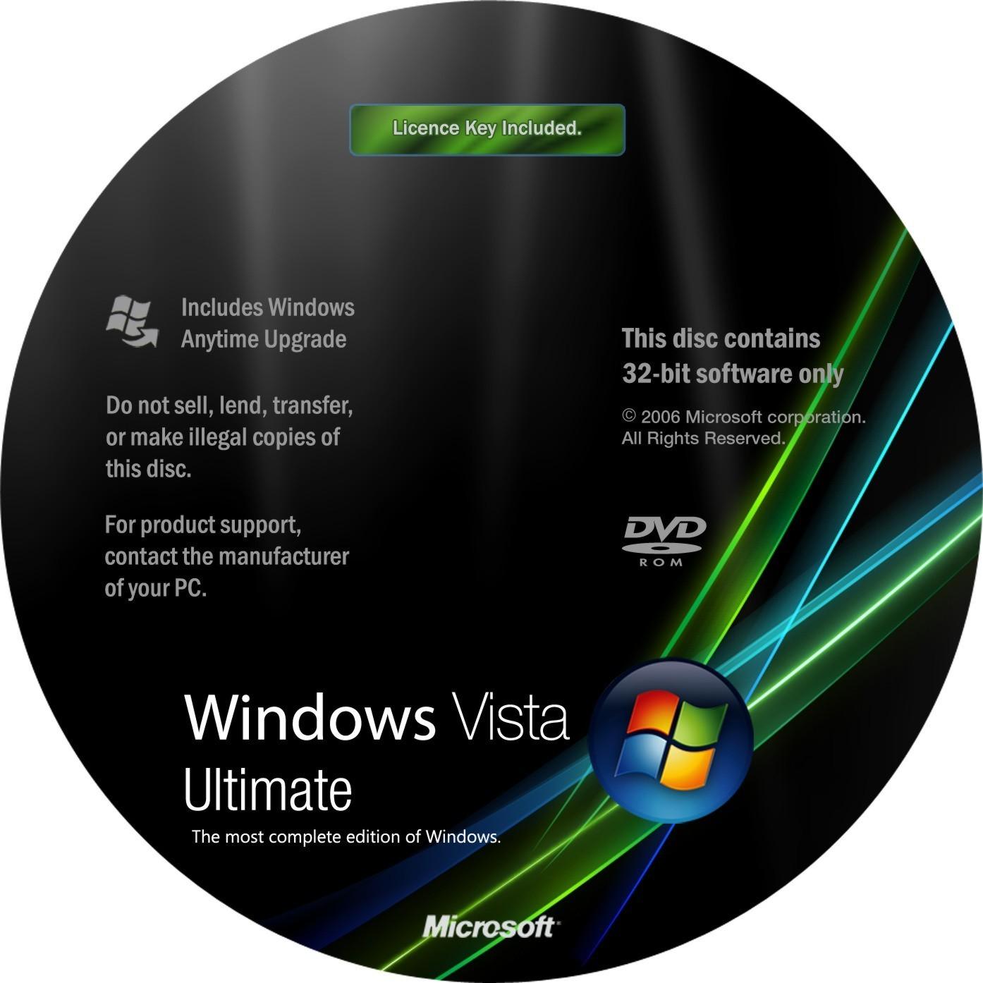 Windows Vista 2 Sp