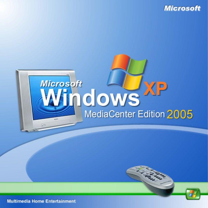 Windows Media Center Xp