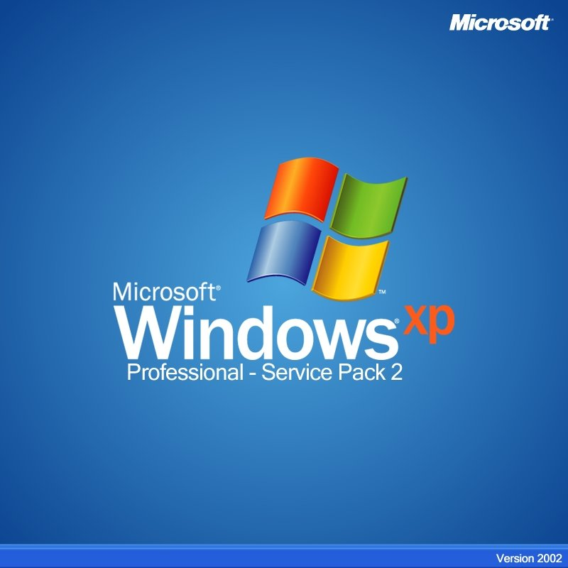 Extension Windows XP Service Pack 3.